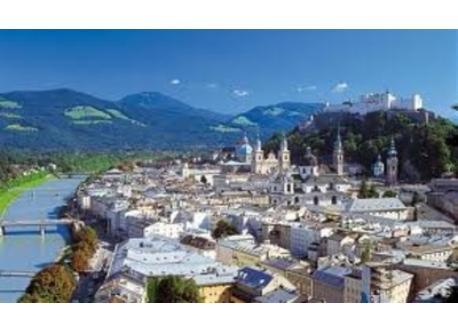 Salzburg summer