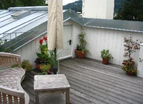 Terrace 3rd floor