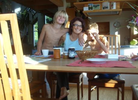 Dining room Emil, Karin, Jordan (4 years ago)