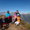 Our family: Hiking in Tyrol