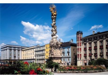 Linz, main square