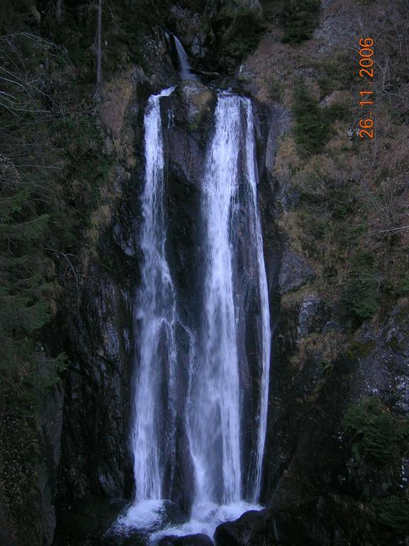 Laimacher Wasserfall zu Fuß erreichbar