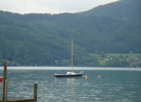Attersee, 35 min from our home