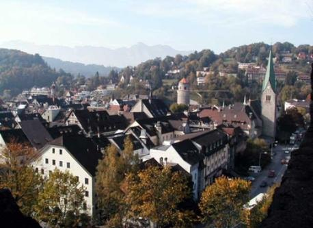 Feldkirch, our home-town