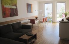 110 m2 flat with garden in the centre of vienna