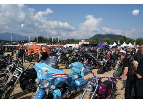 Harley festival every year in september