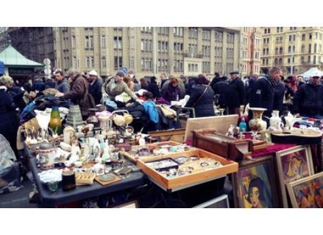 Naschmarkt Fleemarket