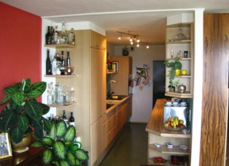 Küche / Kitchen - alle Küchengeräte vorhanden