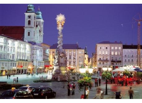 main square of Linz