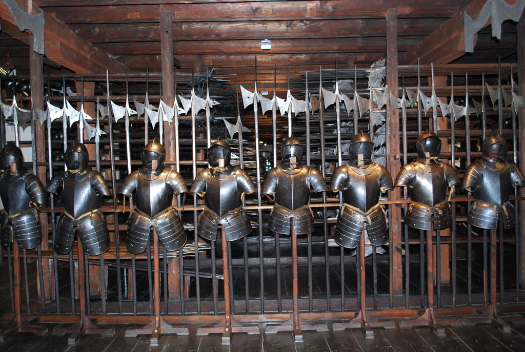 The Graz armory is one of the most popular museums in the country