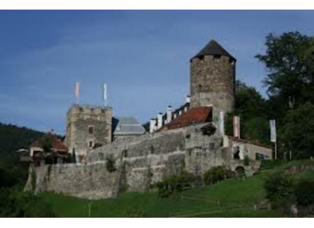Burg Deutschlandsberg - a landmark with the Castle Museum Archeo Norico