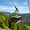 With the cable car you can do also one day trips in the raxalps
