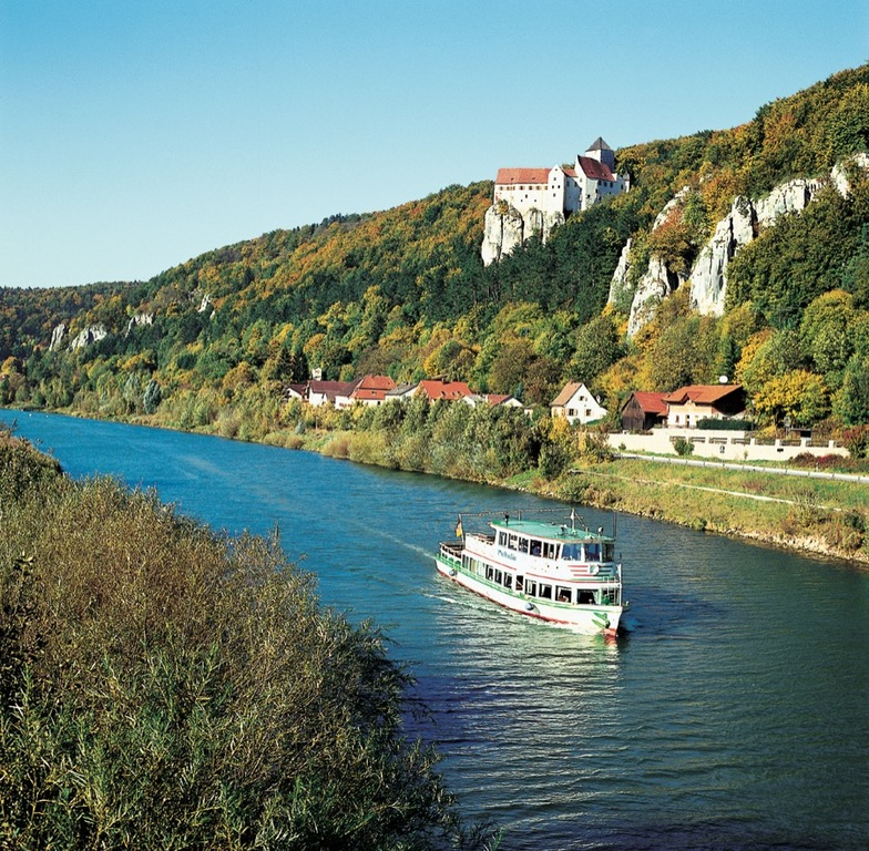 """Wachau"" is the wine-region along the Danube"