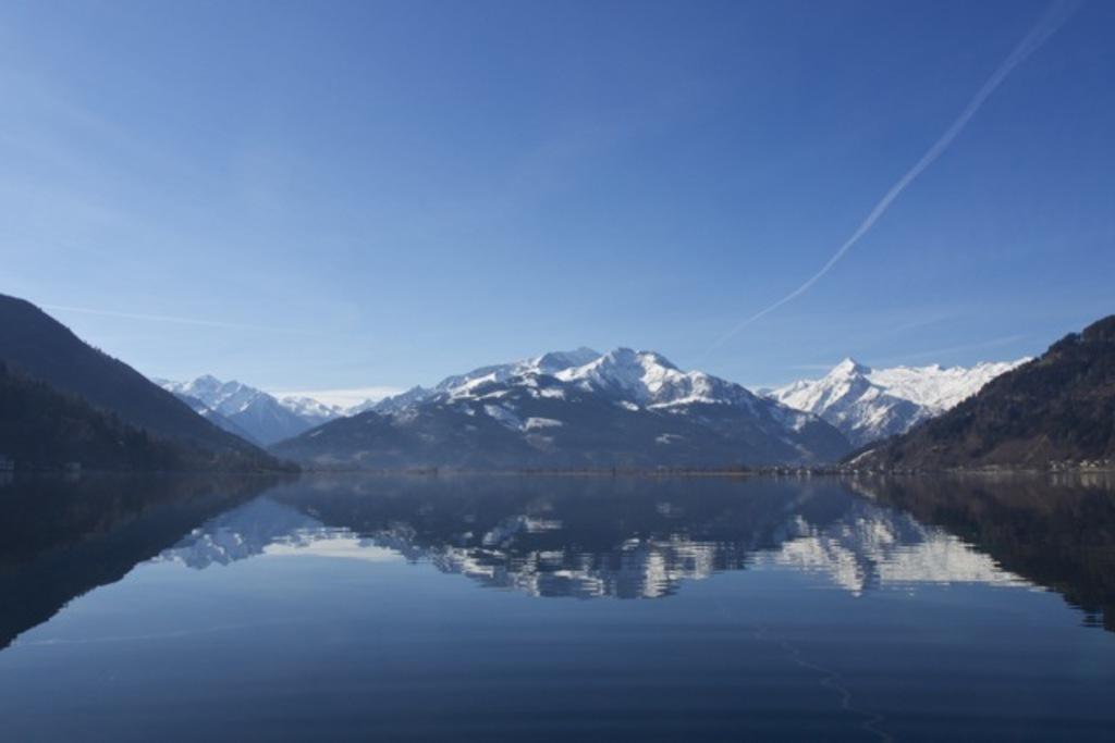 "Lake ""Zeller See"""