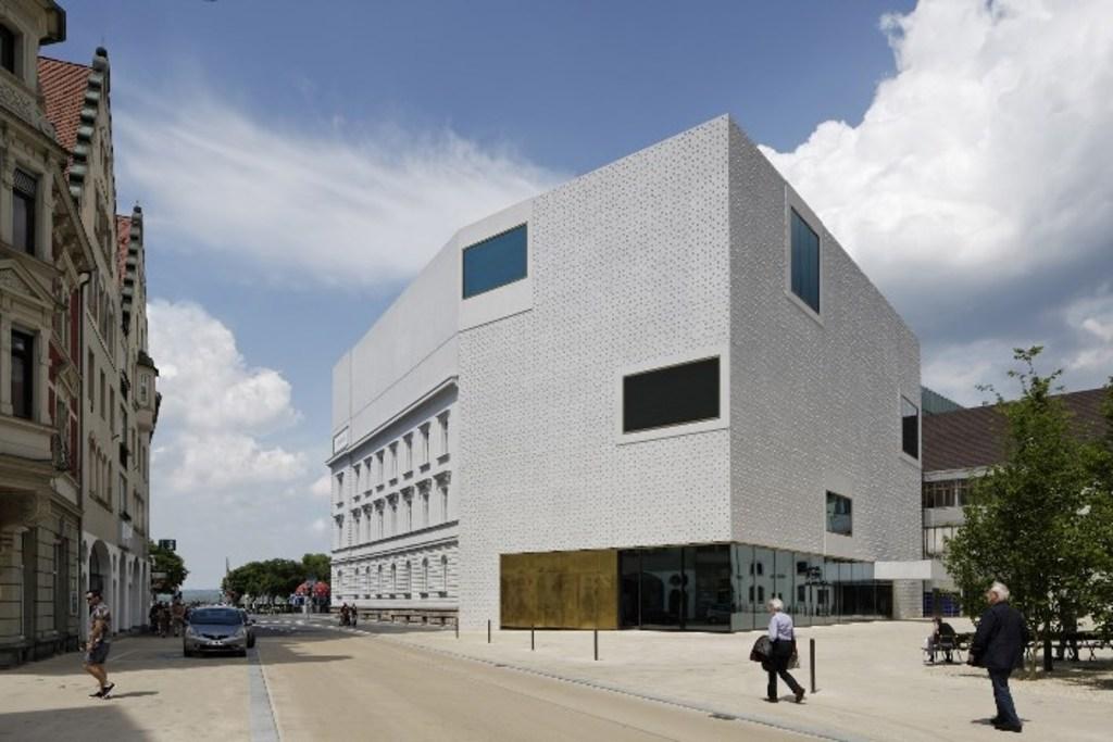 Vorarlberg-Museum in BREGENZ
