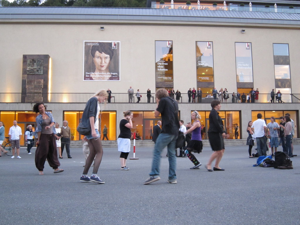Salzburg Festival (April / Juli - August)