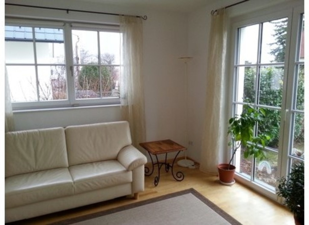 Wohnzimmer gartenseitig/ living room/ séjour