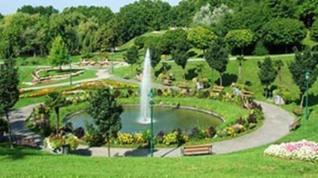 a picutre of Kurpark Oberlaa