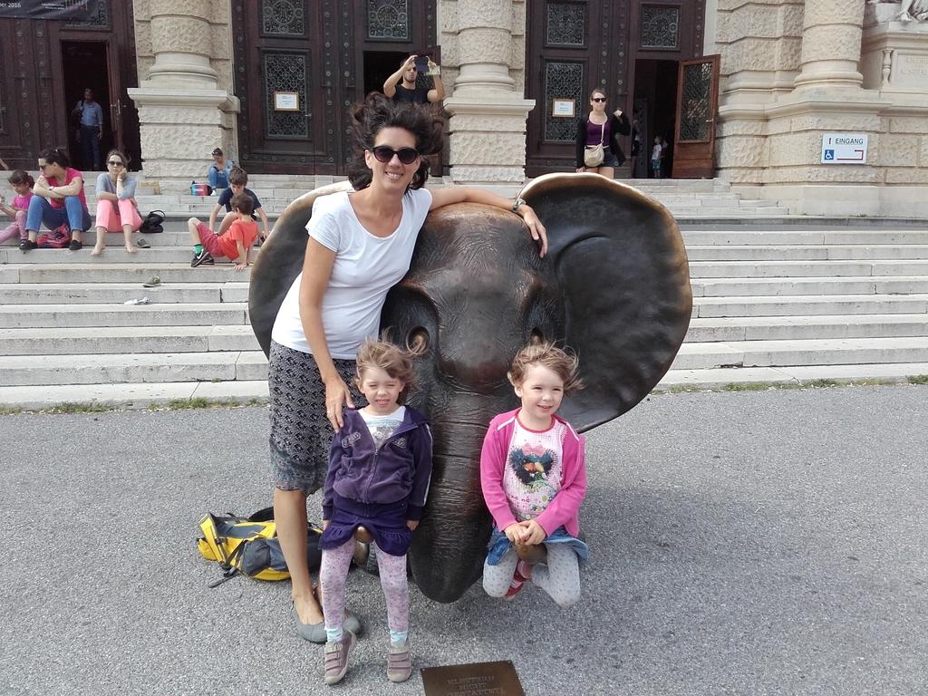Vienna, Museumsquartier