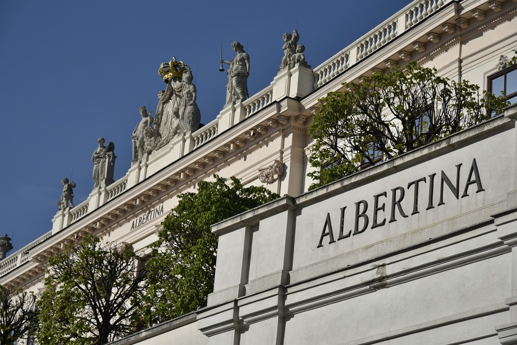 Albertina, art collection