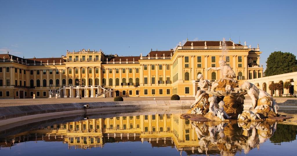 Schönbrunn castle, 20 min by metro