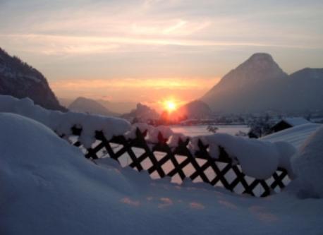 Auch wenn es im Winter schön ist