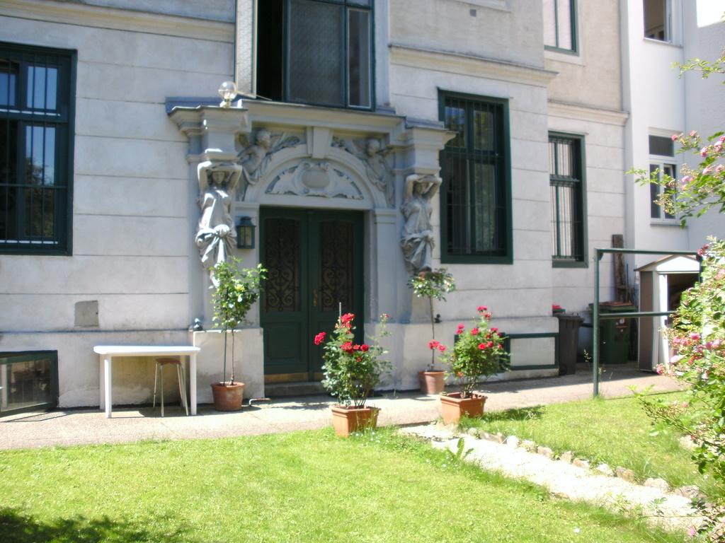 Eingang Rückseite
