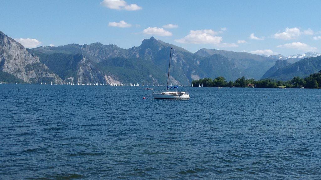 Lake Traunsee