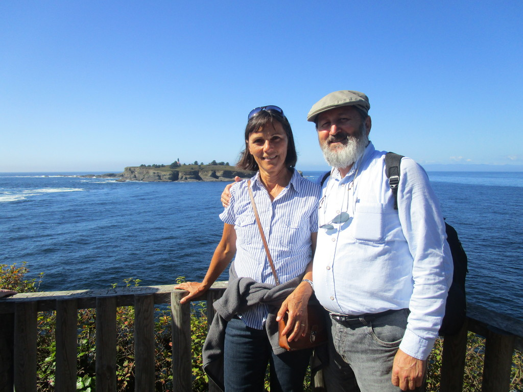 Summer 2014 at Cape Flattery, the northwesternmost point of WA, USA