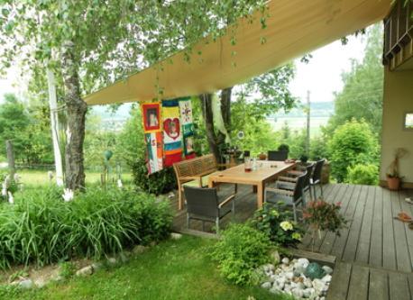 our garden...