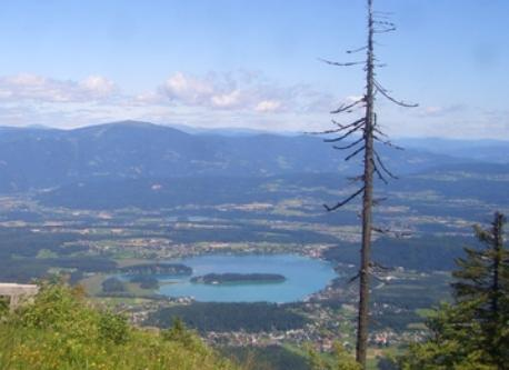 Faakersee, 10 km distance