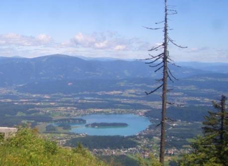 Faakersee, 10 km distance