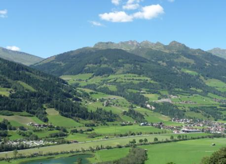 valley of Gastein and Schloßalm