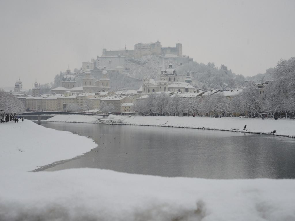 Salzburg, Sylvester 2014