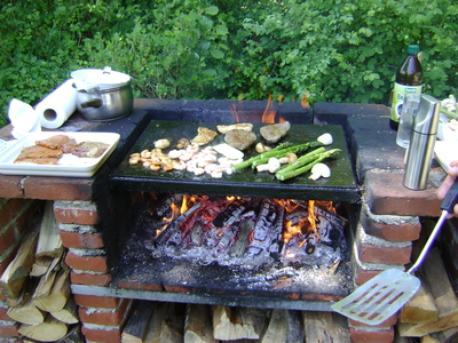 barbecue spot