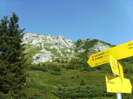 hiking in the salzkammergut 50 km