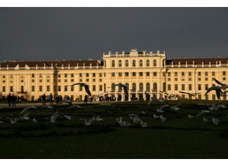 Schönbrunn - castle