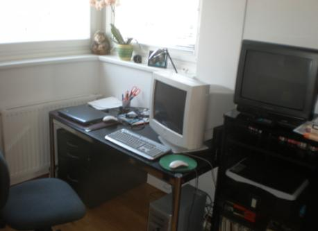 Office and guestroom