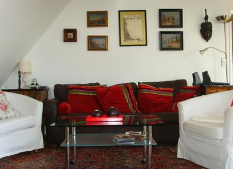 Wohnzimmer- Salon