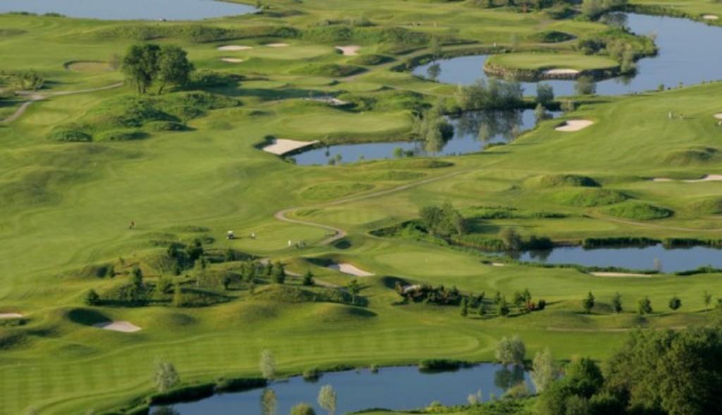 Golf course Klagenfurt-Seltenheim