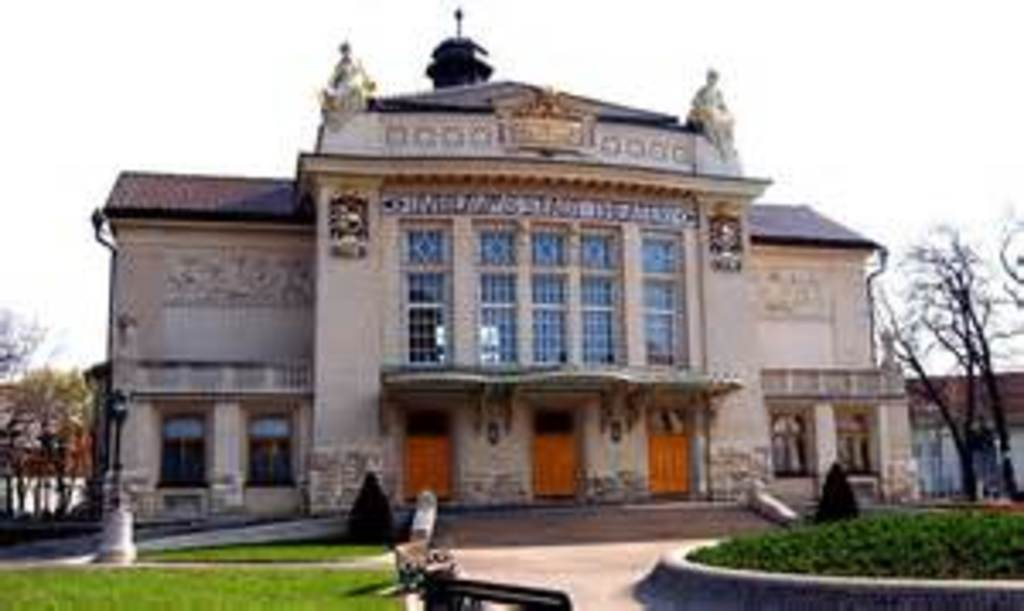 City theatre of Klagenfurt