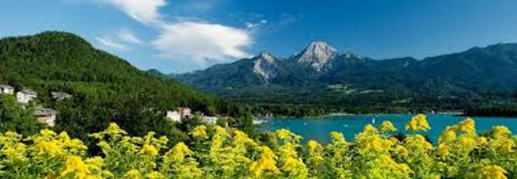 Mother Nature did her best for Carinthia, Austria's sunny southern state - come and feel well!