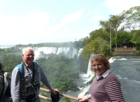 Holiday at Iguassu South America