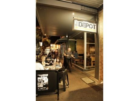 Depot on Darby 7 mins by car - my favourite resturant/cafe also try Lotus at the Junction just 10 mins stroll