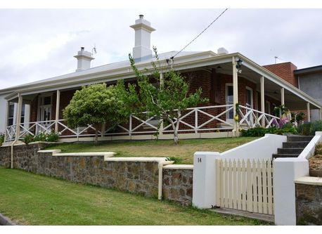 Our home in Albany, West Australia