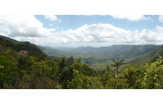 View of Pioneer Valley from Eungella