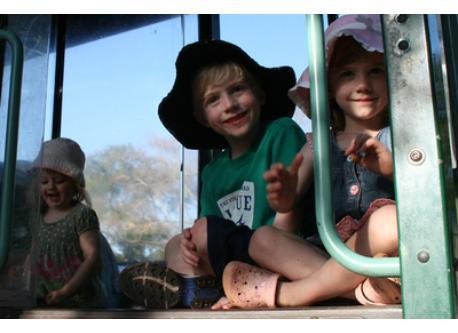 Grandchildren,Sophie,Joshua & Isabella