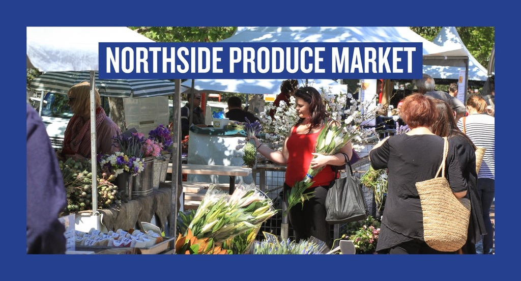Our local market is on the first and third Saturdays of every month - wonderful food and entertainment!