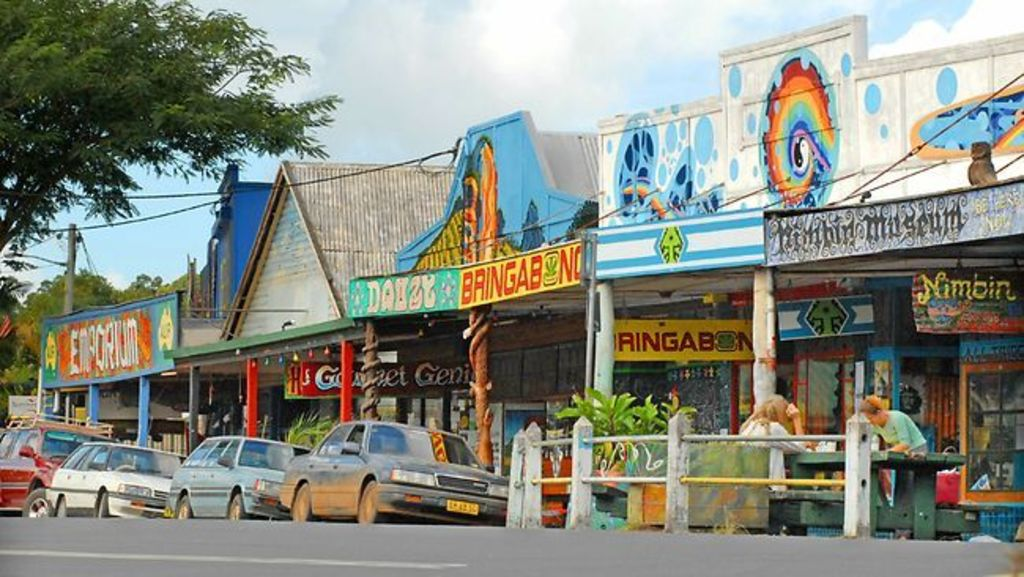 "Nimbin - Australia's ""Hippy"" Capital"