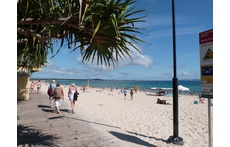Our local beach -Noosa